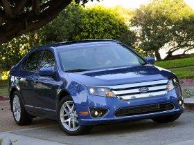 Fotos de Ford Fusion Sport USA 2010