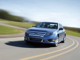 Ver foto 11 de Ford Fusion Sport USA 2010
