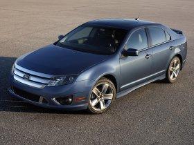 Ver foto 10 de Ford Fusion Sport USA 2010