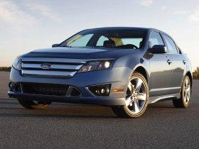 Ver foto 7 de Ford Fusion Sport USA 2010