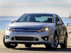 Ver foto 6 de Ford Fusion Sport USA 2010