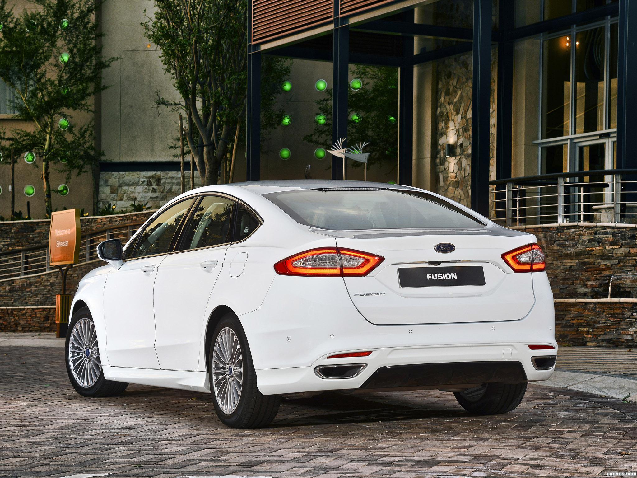Foto 5 de Ford Fusion Titanium 2015