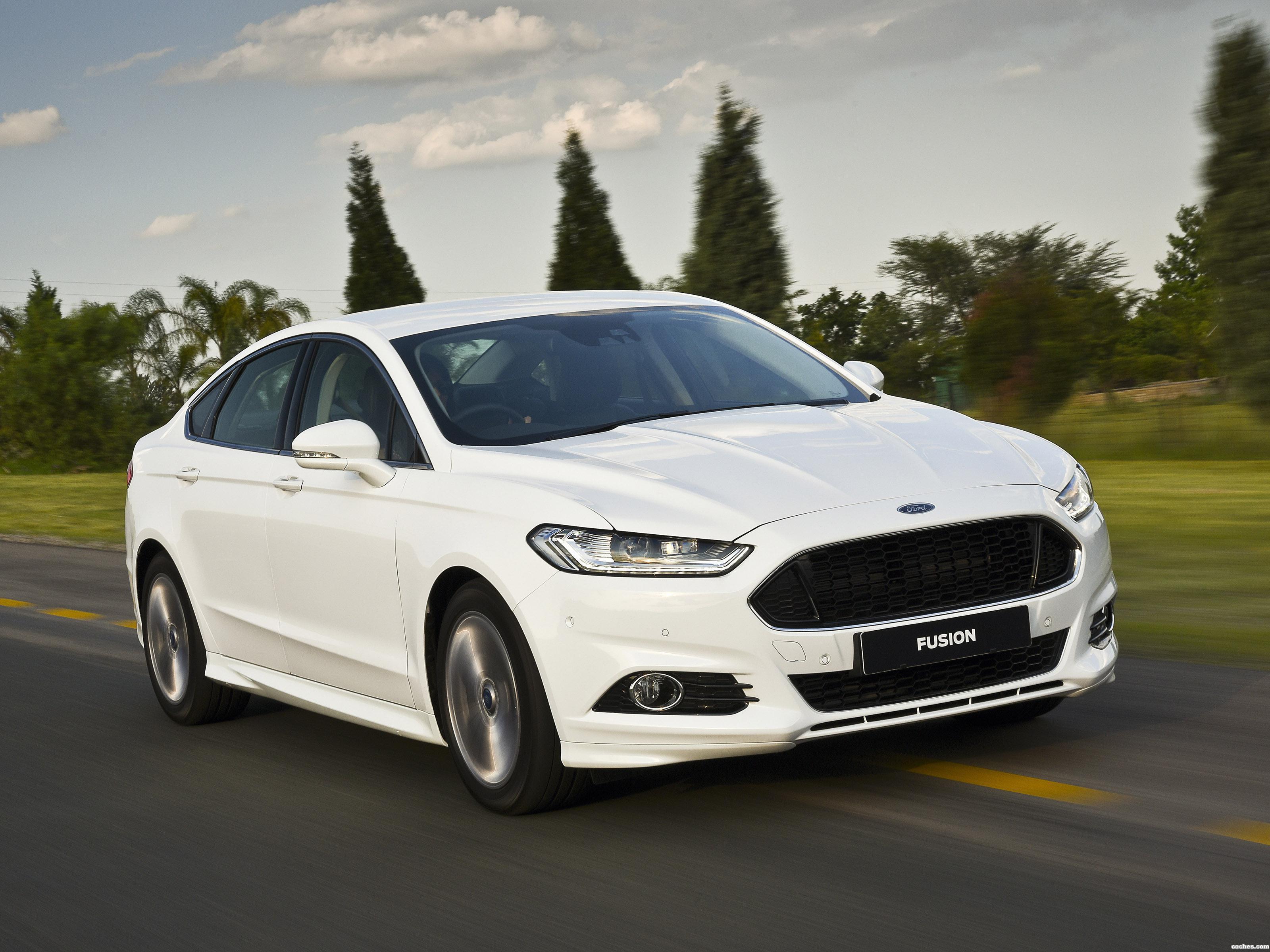 Foto 0 de Ford Fusion Titanium 2015