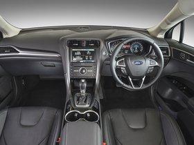 Ver foto 30 de Ford Fusion Titanium 2015