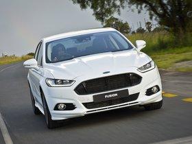 Ver foto 21 de Ford Fusion Titanium 2015