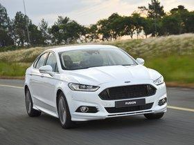 Ver foto 19 de Ford Fusion Titanium 2015