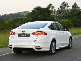 Ver foto 18 de Ford Fusion Titanium 2015