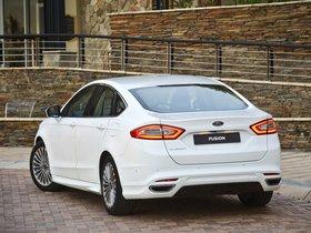 Ver foto 17 de Ford Fusion Titanium 2015