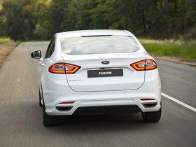 Ver foto 16 de Ford Fusion Titanium 2015
