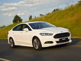 Ver foto 15 de Ford Fusion Titanium 2015