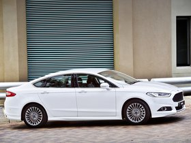 Ver foto 13 de Ford Fusion Titanium 2015