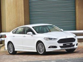 Ver foto 12 de Ford Fusion Titanium 2015