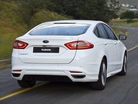Ver foto 9 de Ford Fusion Titanium 2015
