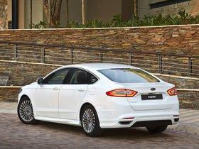 Ver foto 8 de Ford Fusion Titanium 2015