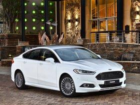 Ver foto 5 de Ford Fusion Titanium 2015