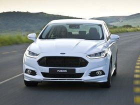 Ver foto 3 de Ford Fusion Titanium 2015