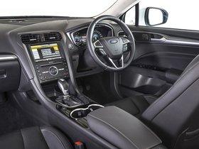 Ver foto 28 de Ford Fusion Titanium 2015