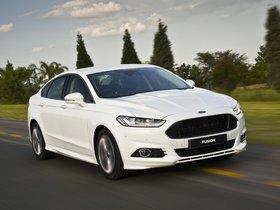 Ver foto 1 de Ford Fusion Titanium 2015