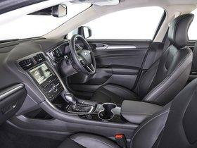 Ver foto 26 de Ford Fusion Titanium 2015