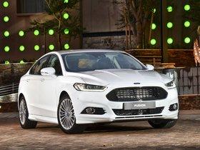 Ver foto 23 de Ford Fusion Titanium 2015