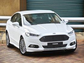 Ver foto 22 de Ford Fusion Titanium 2015
