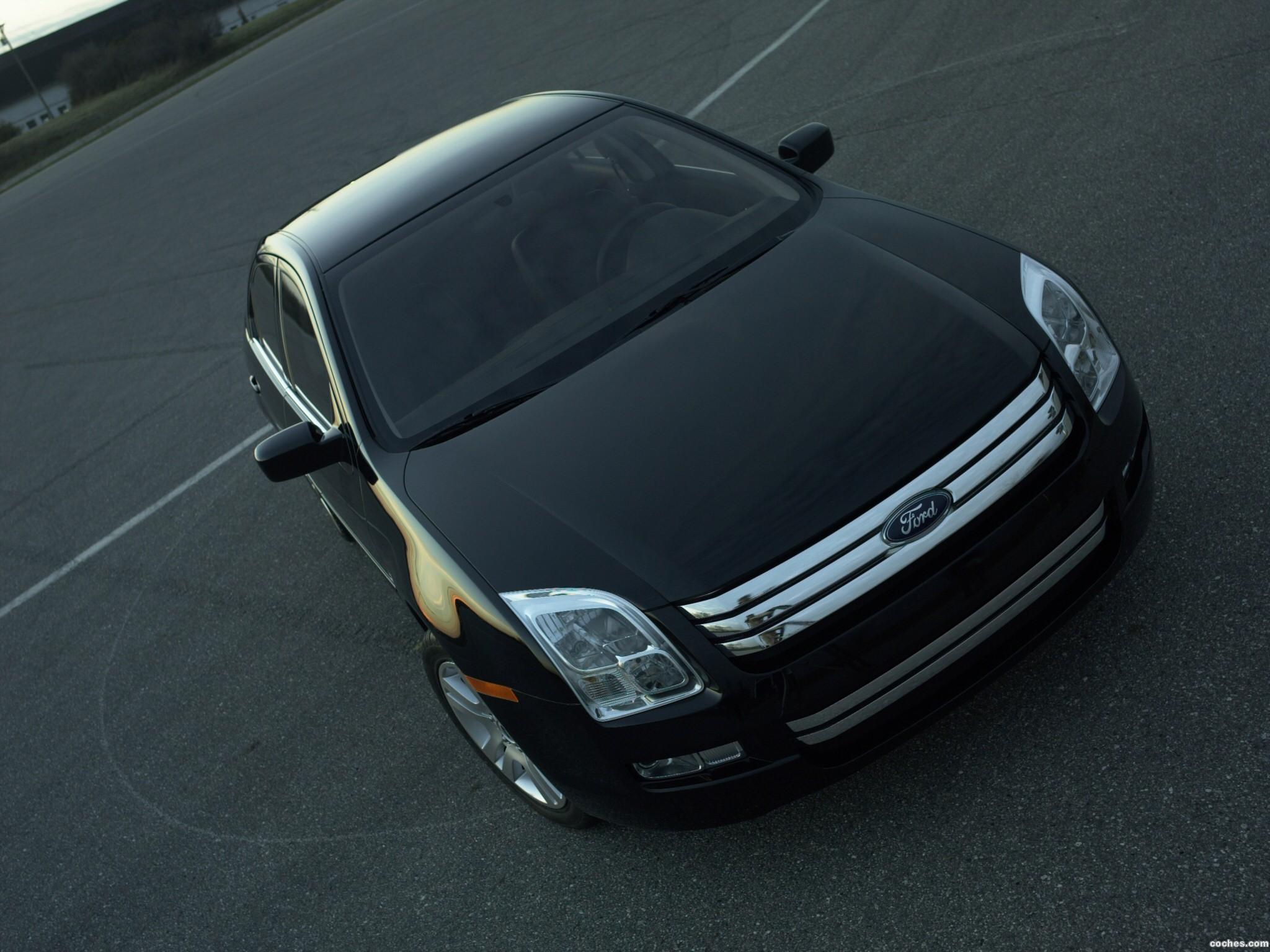 Foto 0 de Ford Fusion USA 2006