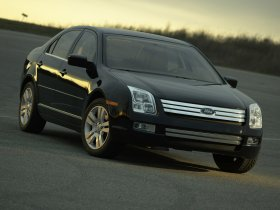 Ver foto 8 de Ford Fusion USA 2006
