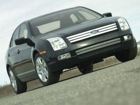 Ver foto 12 de Ford Fusion USA 2006