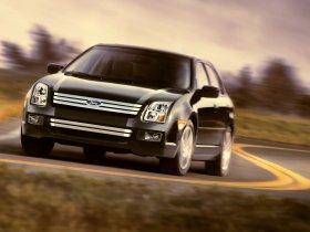 Ver foto 11 de Ford Fusion USA 2006
