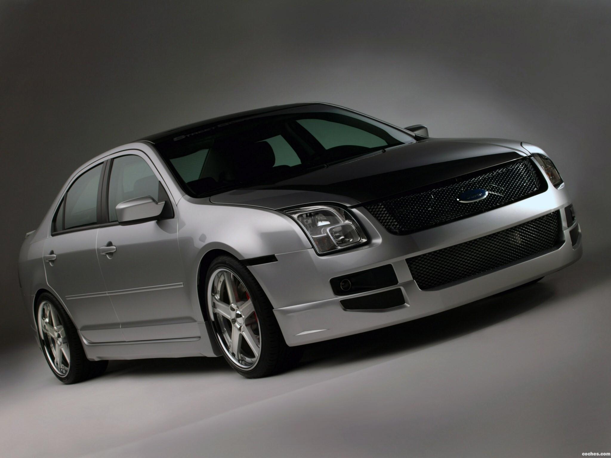 Foto 0 de Ford Fusion USA SEMA 2005