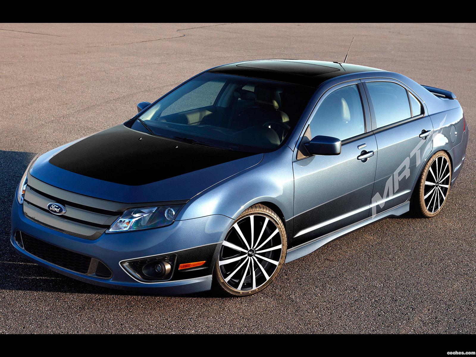 Foto 0 de Ford Fusion USA T4 by MRT 2009