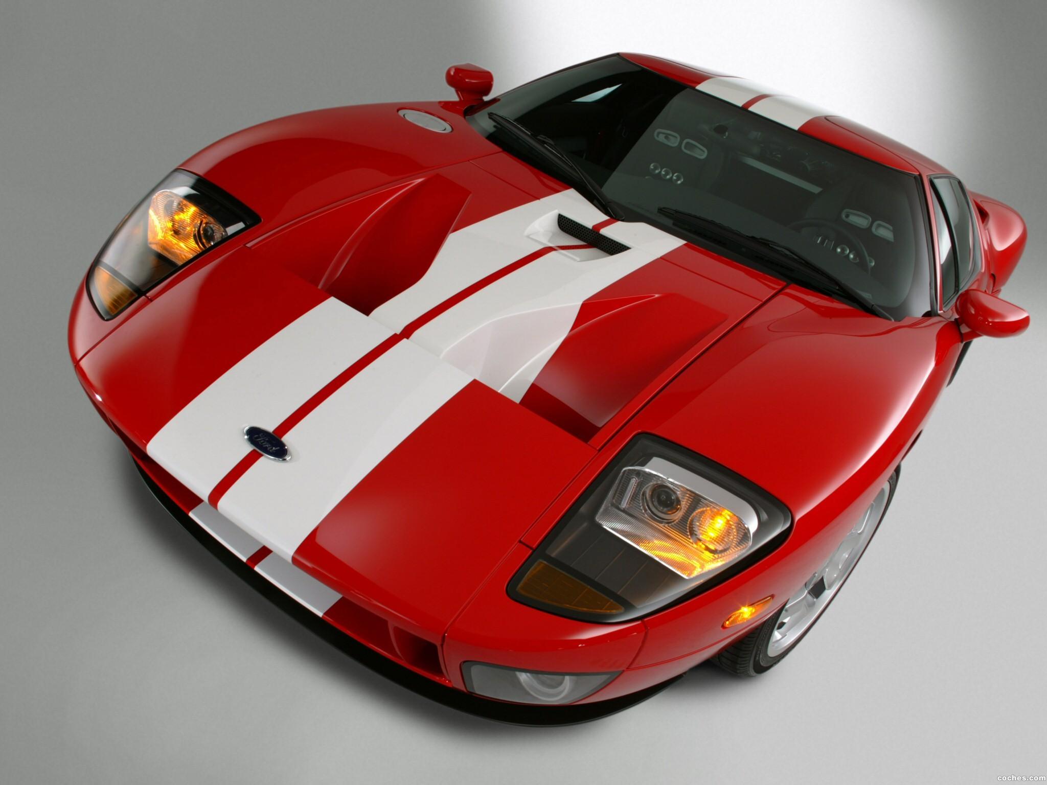 Foto 0 de Ford GT 2003