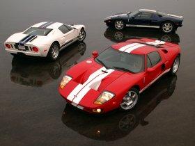Ver foto 7 de Ford GT 2003