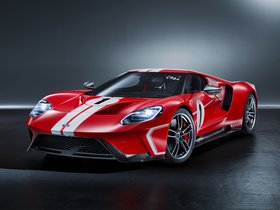 Fotos de Ford GT 67 Heritage Edition 2017