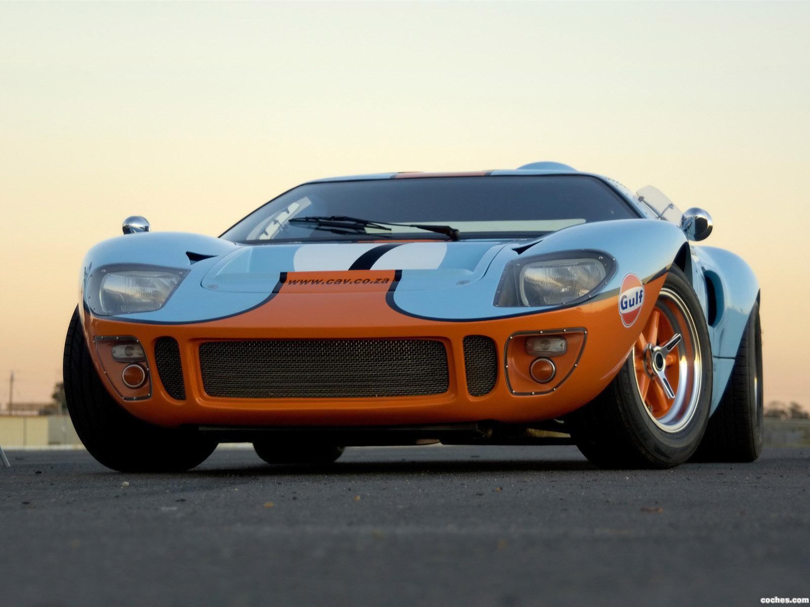 Foto 0 de Ford  GT Auto Futura CAV 2008