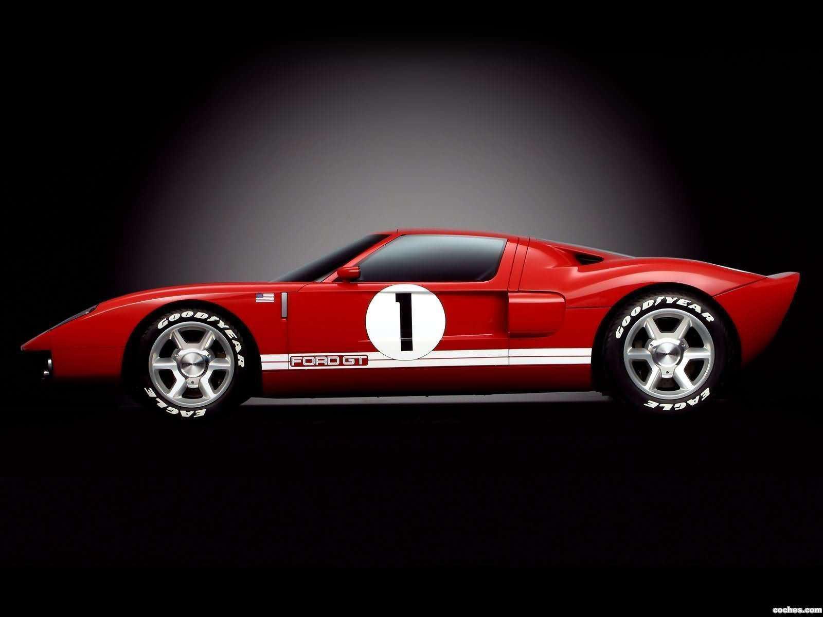 Foto 1 de Ford Concept 2003