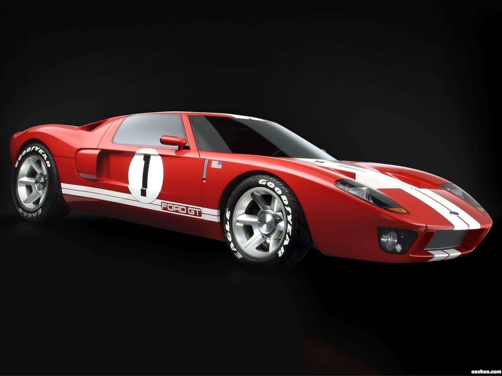 Foto 0 de Ford Concept 2003