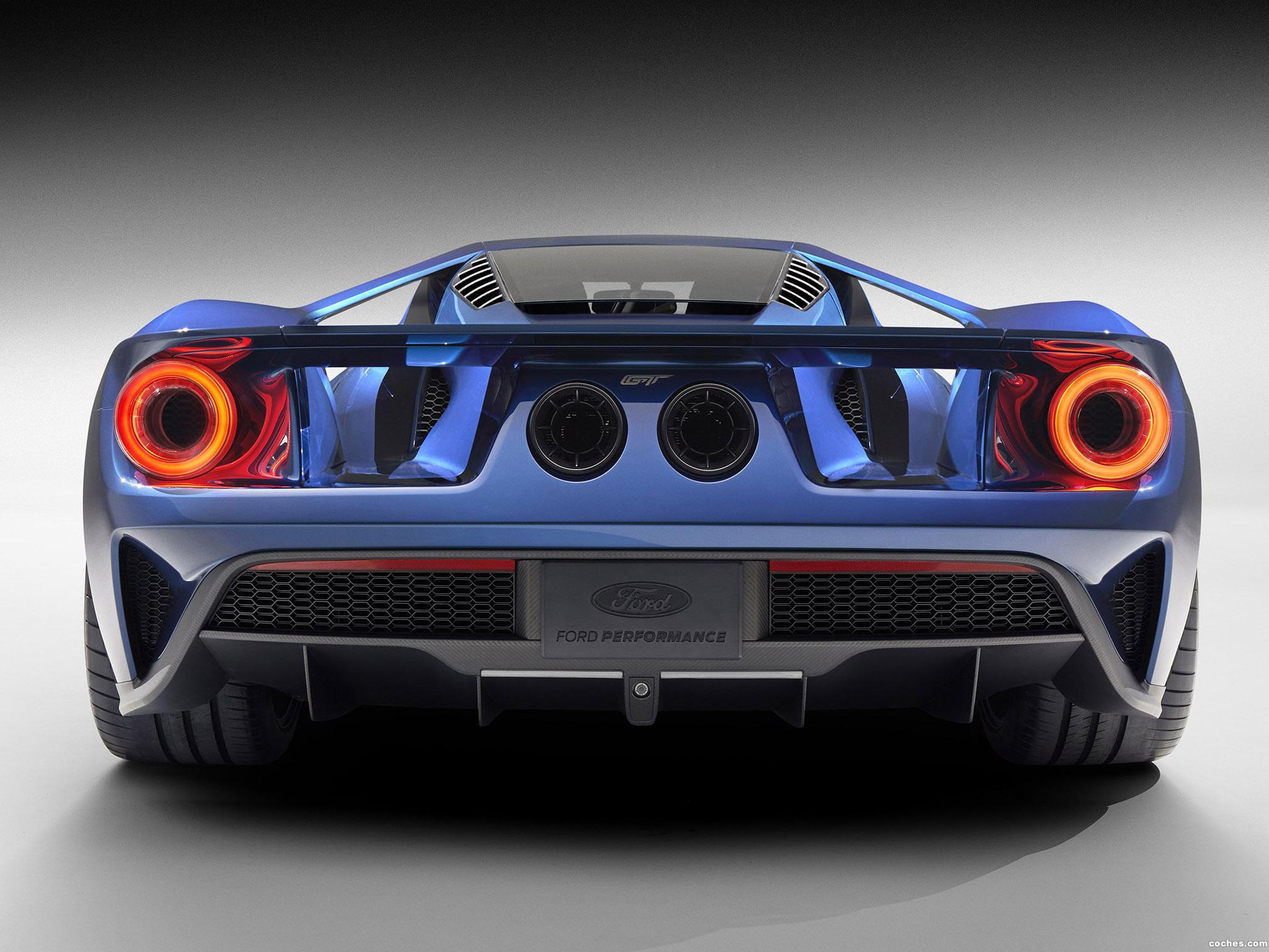 Foto 1 de Ford GT Concept 2015
