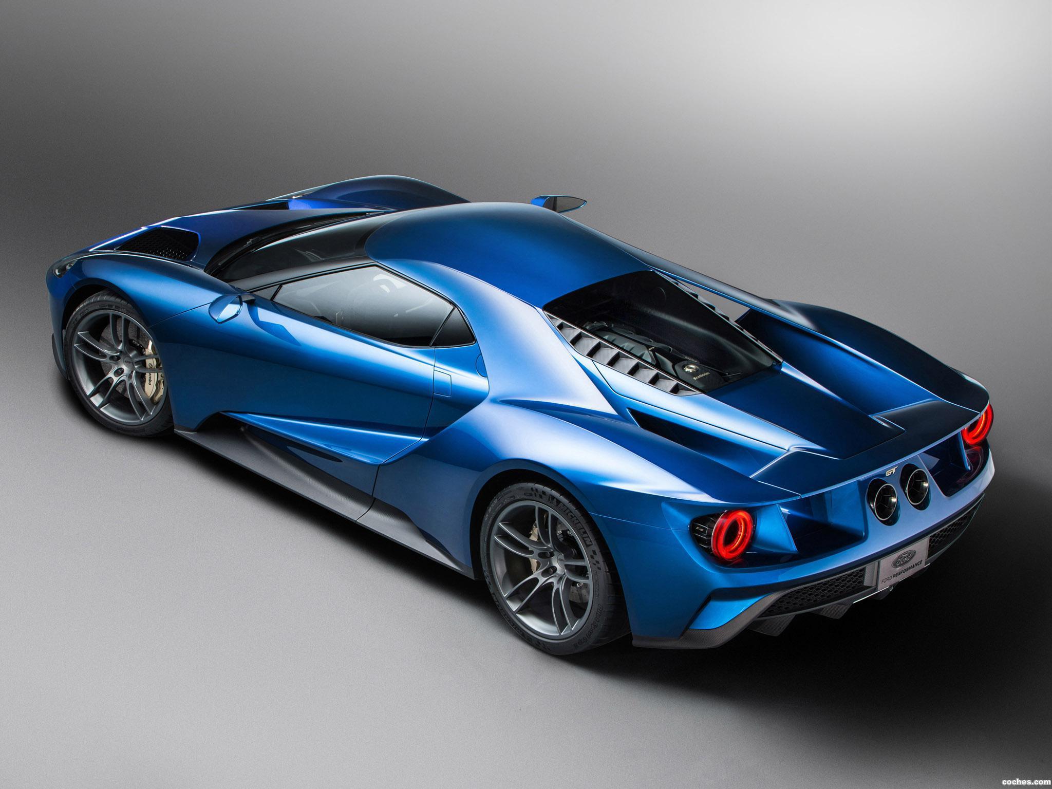 Foto 21 de Ford GT Concept 2015