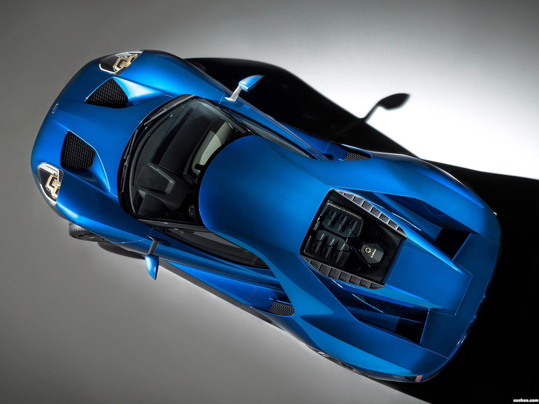 Foto 18 de Ford GT Concept 2015