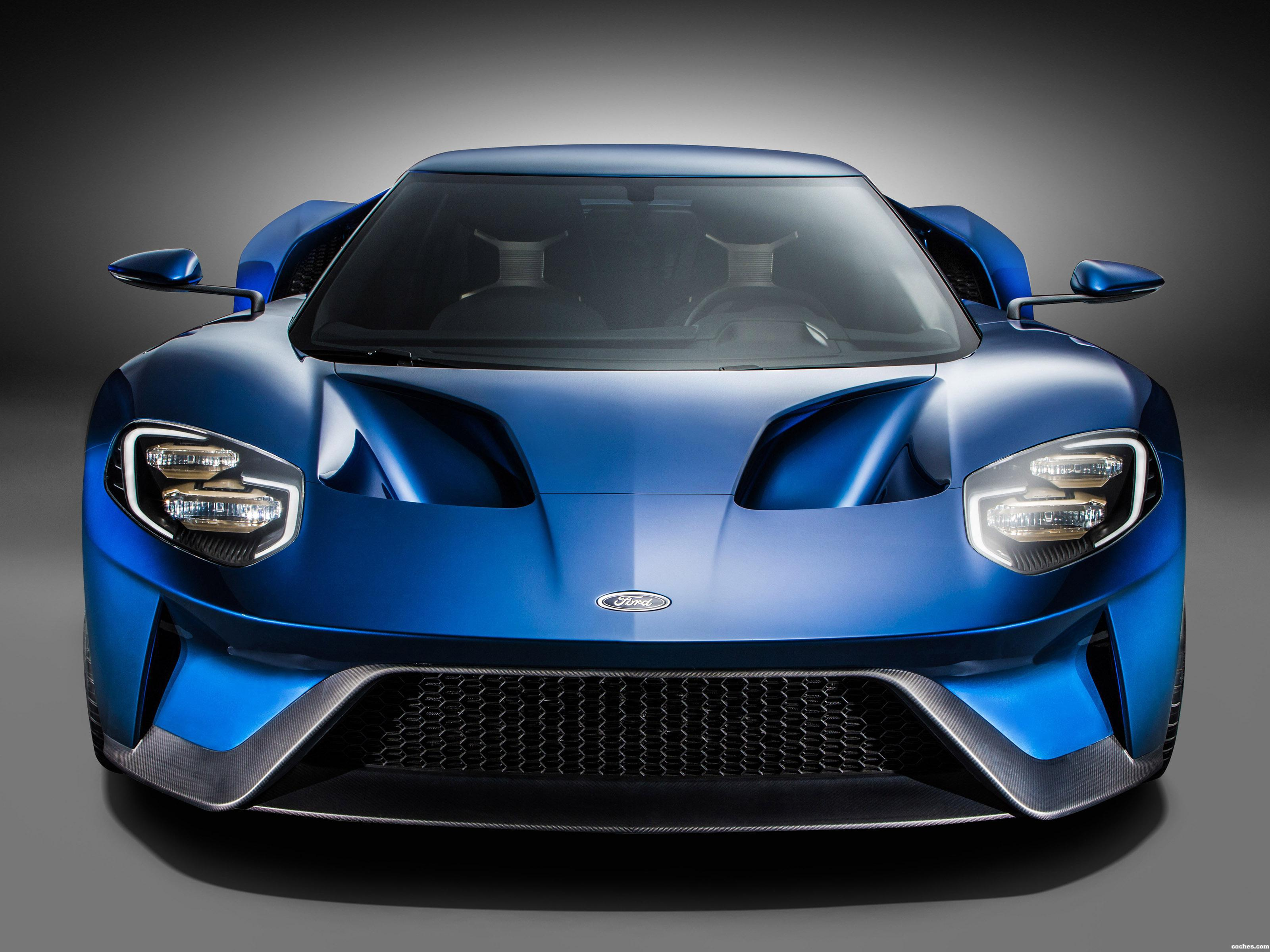 Foto 17 de Ford GT Concept 2015