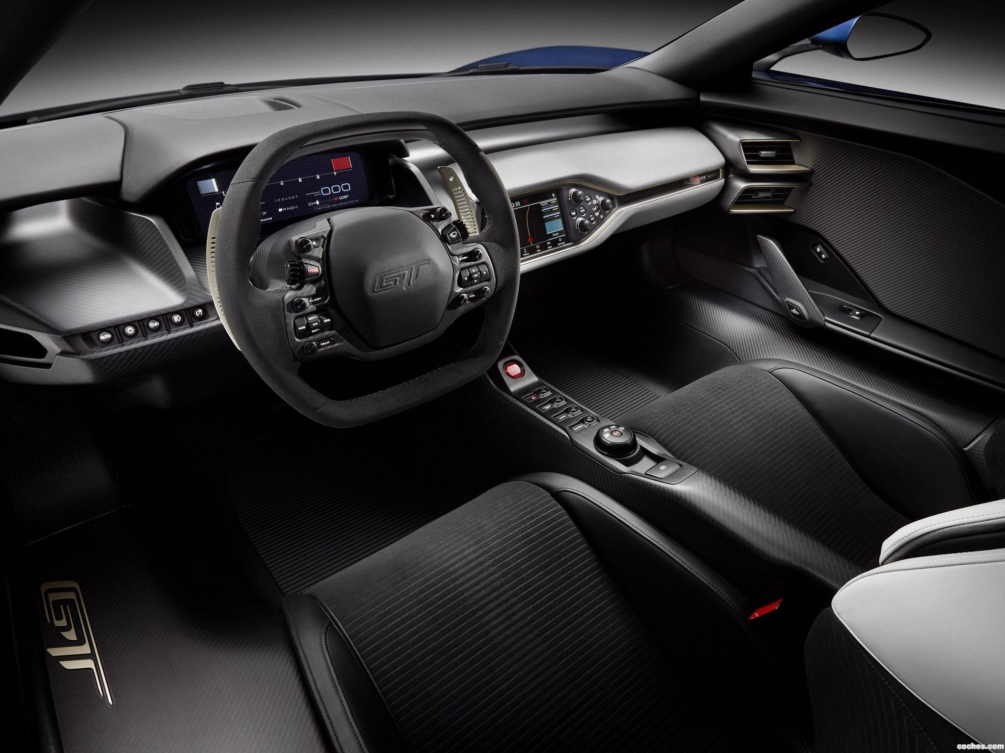 Foto 9 de Ford GT Concept 2015