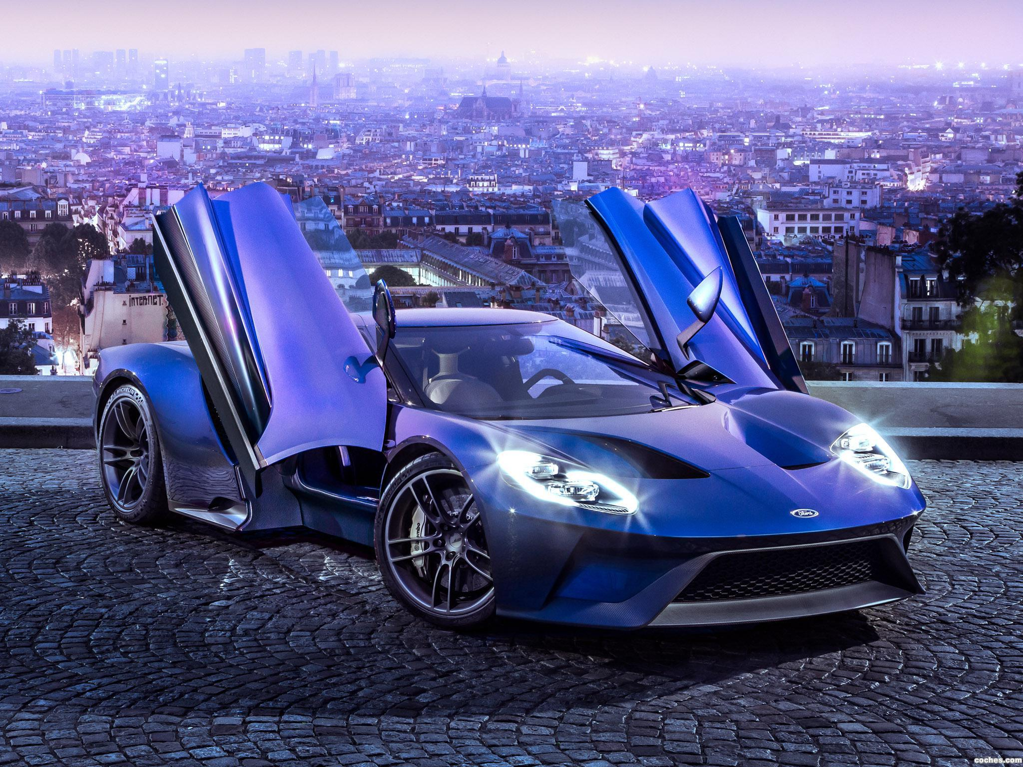 Foto 14 de Ford GT Concept 2015
