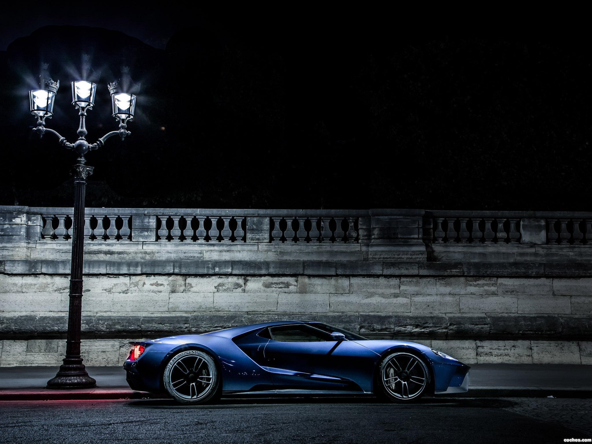 Foto 12 de Ford GT Concept 2015