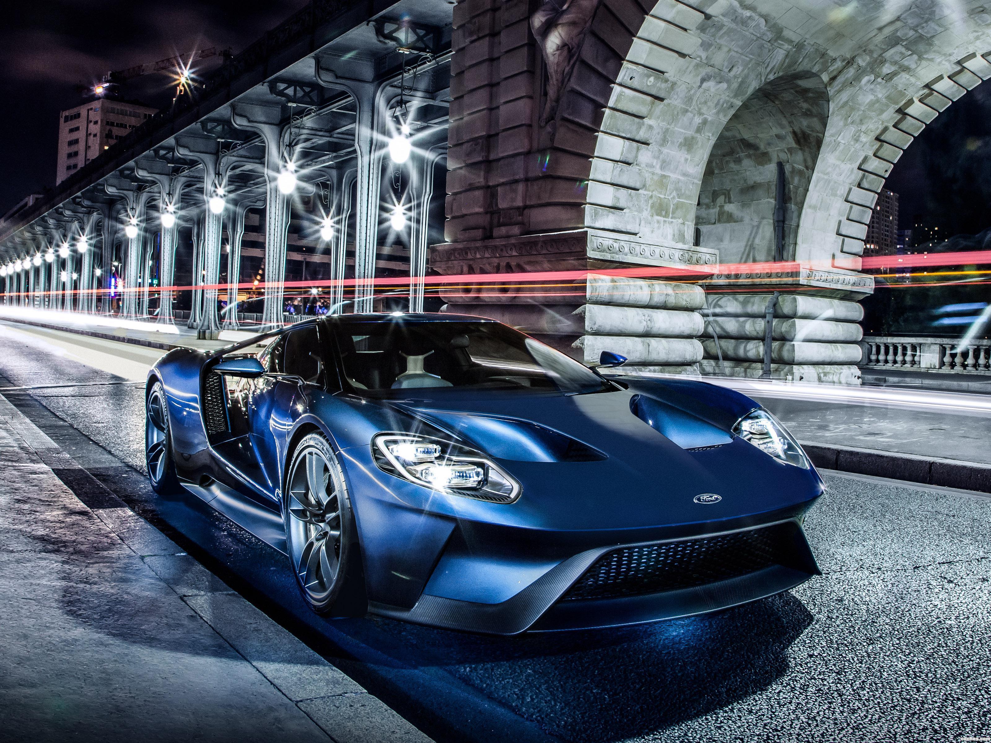 Foto 11 de Ford GT Concept 2015