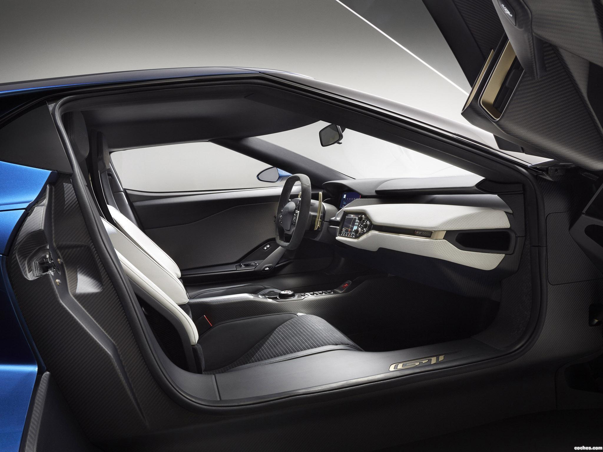 Foto 8 de Ford GT Concept 2015