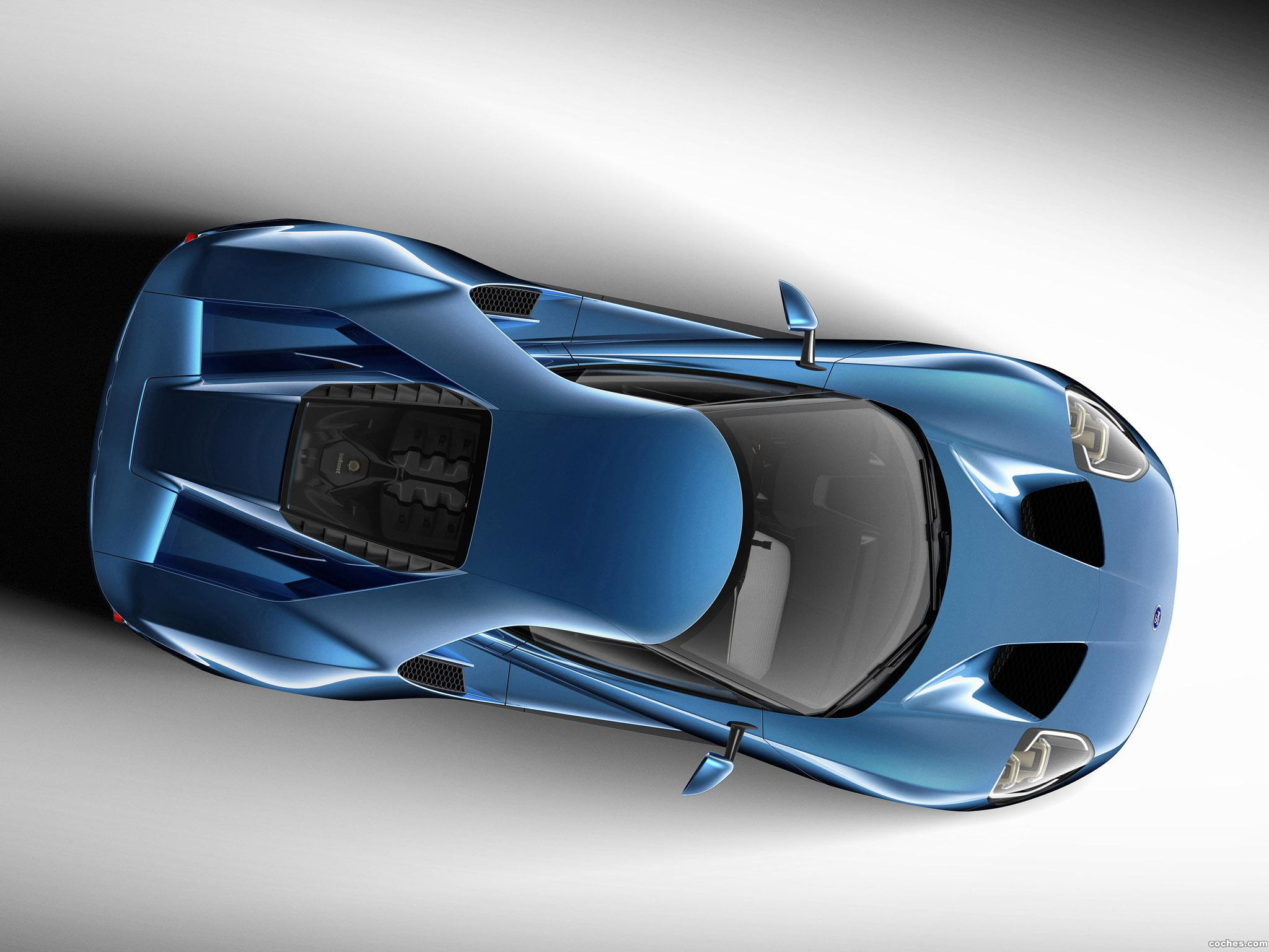 Foto 4 de Ford GT Concept 2015