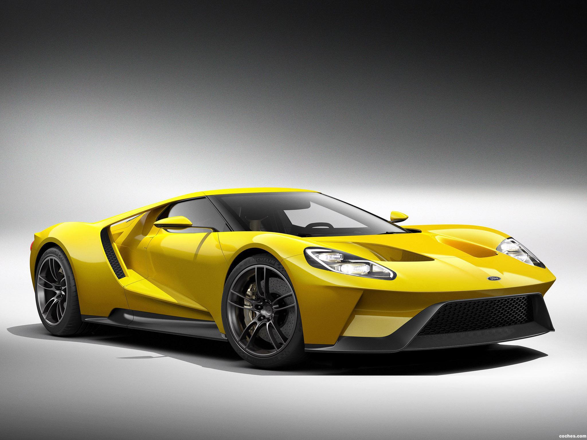 Foto 2 de Ford GT Concept 2015
