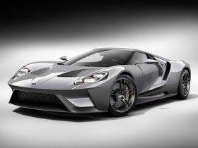 Ver foto 6 de Ford GT Concept 2015