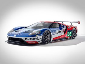 Ver foto 17 de Ford GT Race Car 2016